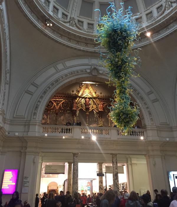 ヴィクトリア朝、最高の建築、ヴィクトリア&アルバート美術館