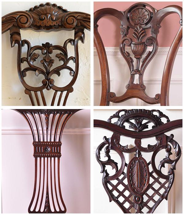 「美しさがすごい!透かし彫りの家具の画像」