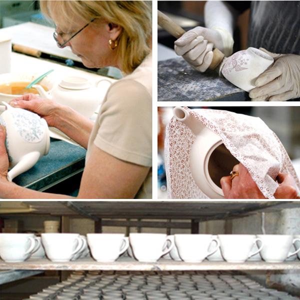 バーレイ社の陶磁器