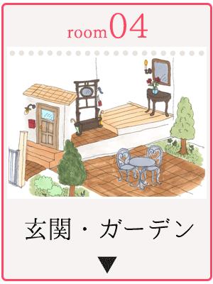 玄関やガーデンで使うテーブルを選ぶ