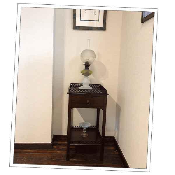 愛知県Iさまから届いたシノワズリの家具の写真