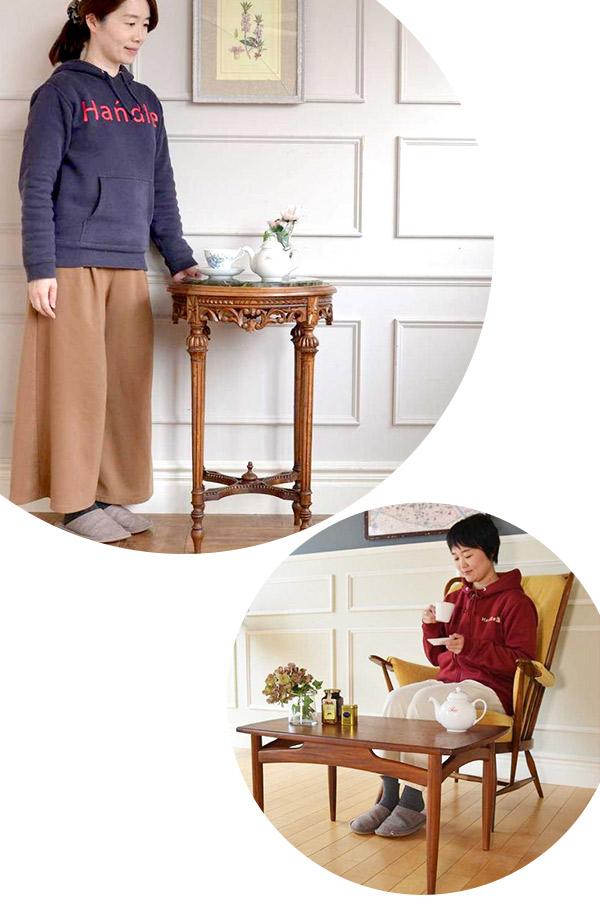 オシャレなサイドテーブルやローテーブル