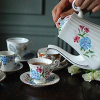 お家カフェを楽しめるおススメの陶磁器をご紹介します