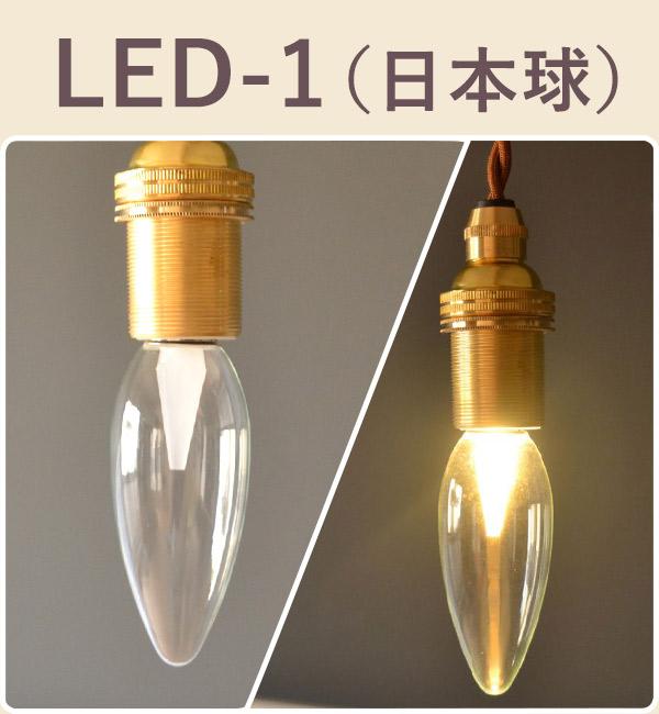 LED電球1