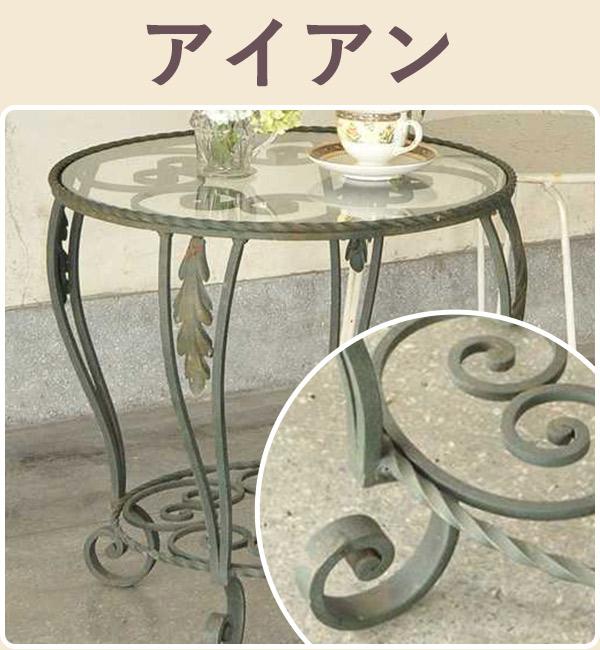 家具を木材から選ぶ10アイアン製
