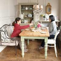 フランス気分を楽しむフレンチナチュラルな食卓