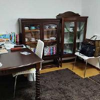 兵庫県Mさまのアンティーク家具