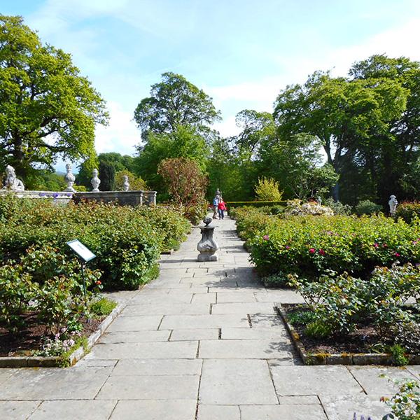 素敵なイギリスの庭園、ボドナント・ガーデン