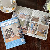 PAPER CAFFE vol.18「Handleのリノベーション特集」が刷り上りました