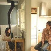 アンティーク家具のお部屋