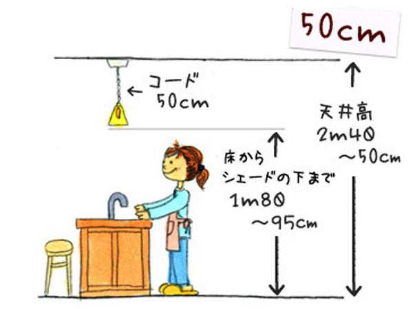 コード50cm