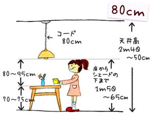 コード80cm