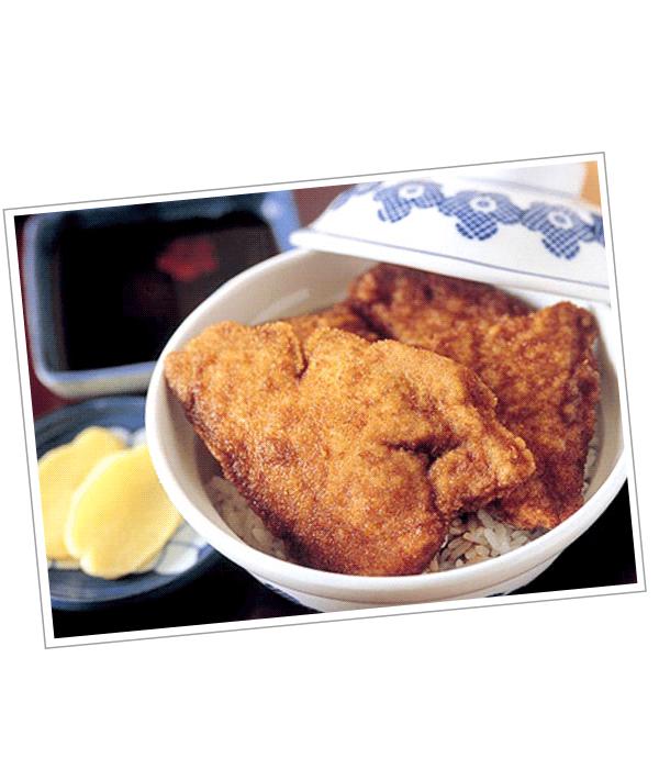 ヨーロッパ軒ソースカツ丼