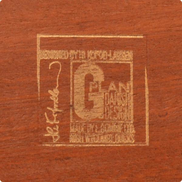 G-PLANのロゴ2.ラーセンによる設計