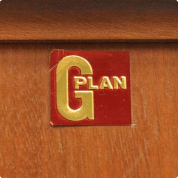 G-PLANのロゴ4.メタリックラベル