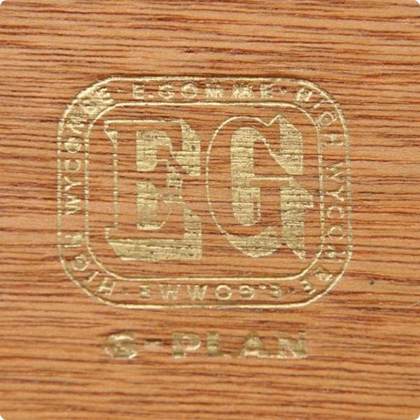 G-PLANのロゴ1.ゴールドのエンボス