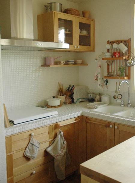 キッチン画像左