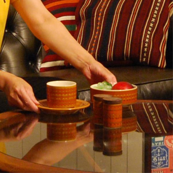ホーンジーのカップ&ソーサー