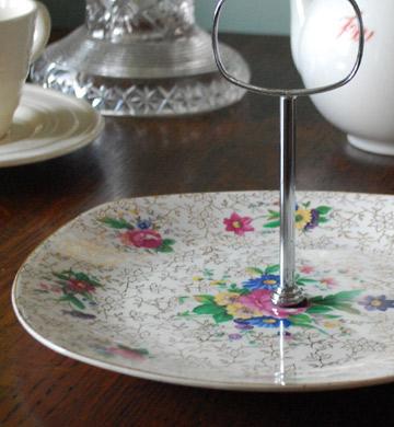 ミッドウィンターの陶磁器