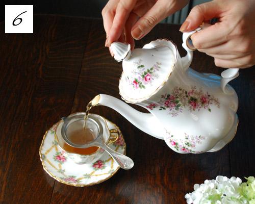 紅茶のベストドロップ