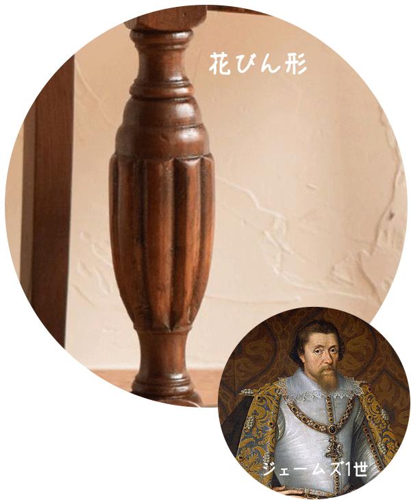 ジャコビアン様式のバルボス