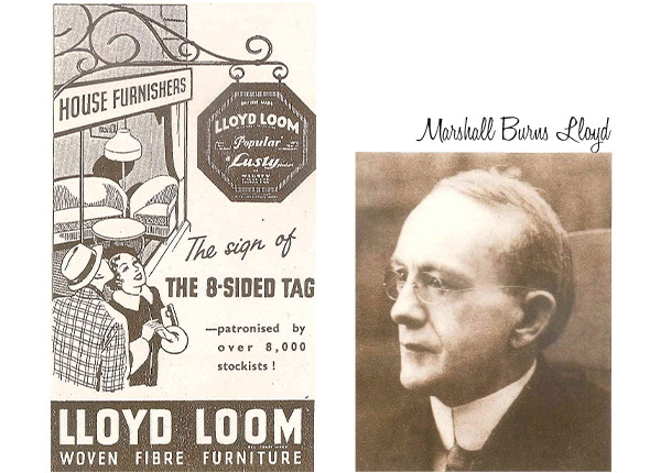 Marshall Burns Lloyd(マーシャル・バーンズ・ロイド)