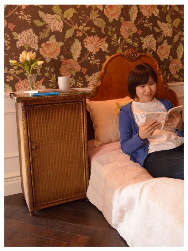 寝室(ロイドルームボックス)