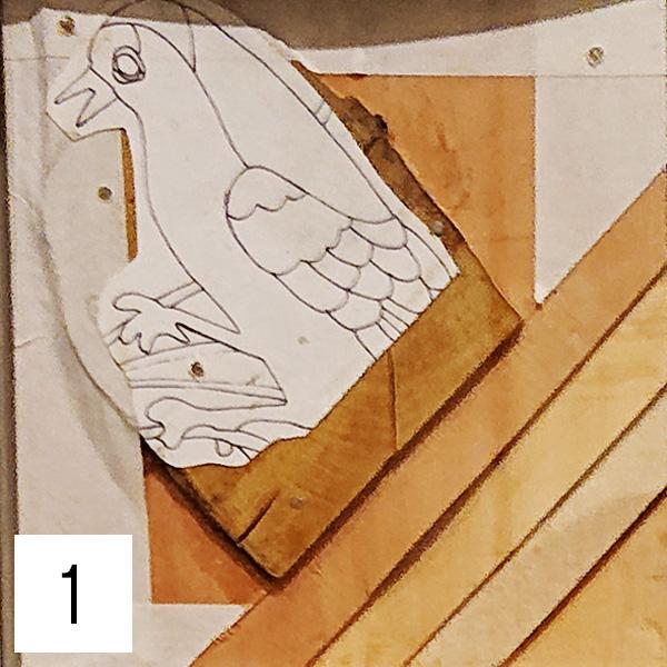 象嵌加工の手順1