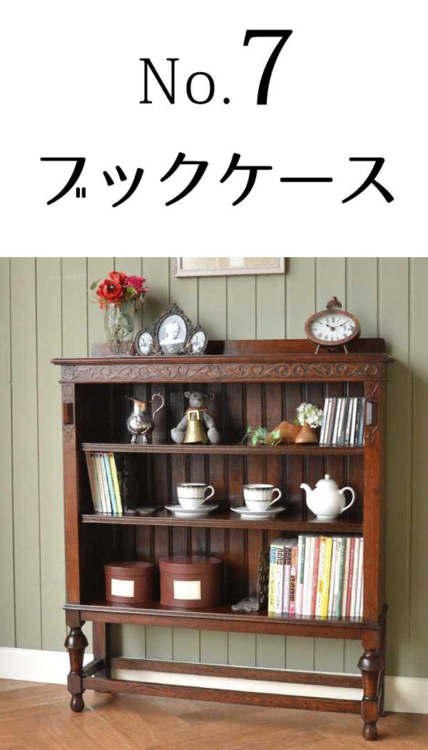 個室(寝室・書斎・和室)で使うアンティークおすすめランキング7位ドレッシングチェスト