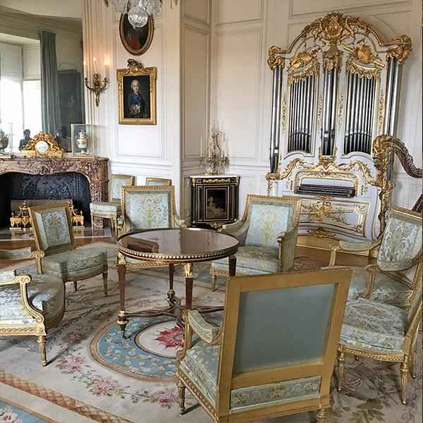 ヴェルサイユ宮殿、アデライド王女の大客間