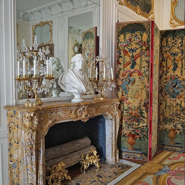 ヴェルサイユ宮殿、ヴィクトワール女王の客間