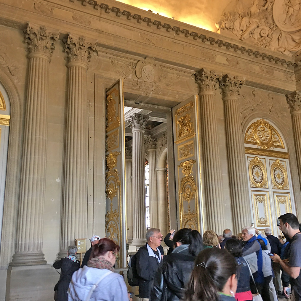 ヴェルサイユ宮殿、礼拝堂の