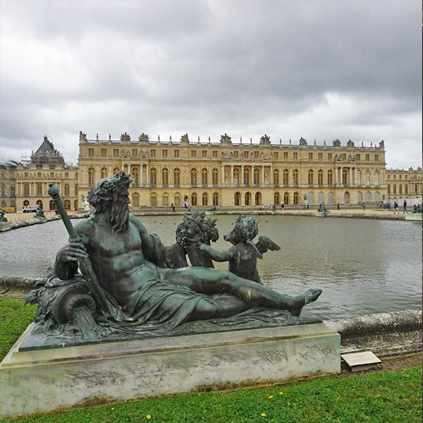 フランスヴェルサイユ宮殿、庭園