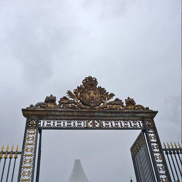 ヴェルサイユ宮殿の太陽王