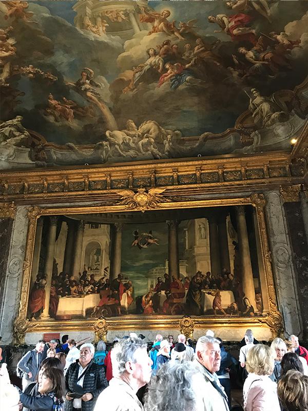 ヴェルサイユ宮殿、ヘラクレスの間