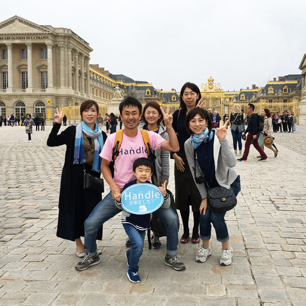 フランス芸術を代表する世界文化遺産、ベルサイユ宮殿