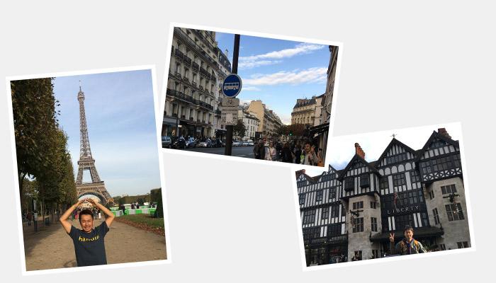 イギリスやフランスの古いものを大切にする文化