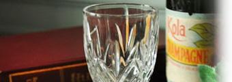 グラス、カトラリー