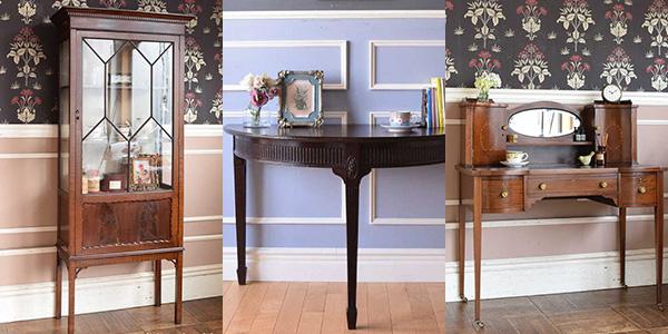リージェンシースタイルの家具