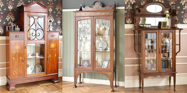 アールヌーヴォー様式の代表的な家具