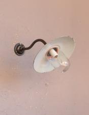 フランスから到着したアンティーク照明ポーチライト(外灯)デッキランプ(E26球)