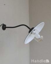 フランスのアンティークデッキランプ、おしゃれなポーチライト(外灯)(E26球付)