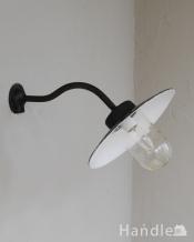 壁を明るく照らすアンティーク照明、玄関におススメのウォールランプ(E26球付き)