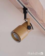 オシャレなダクトレール用LED電球セット付きのスポットライト