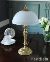 Handleのオリジナル真鍮テーブルランプ(E17・丸球付き)