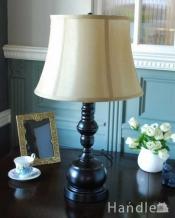 フランスのアンティーク風のデザインがオシャレなテーブルランプ2灯(E26・40W電球付)