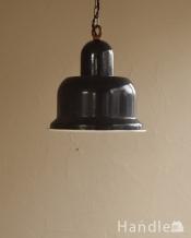 北欧スタイルのヴィンテージ照明、インダストリアルランプ(E26球付き)