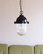 個性的なビンテージの照明、インダストリアルデッキランプ(E26球付き)