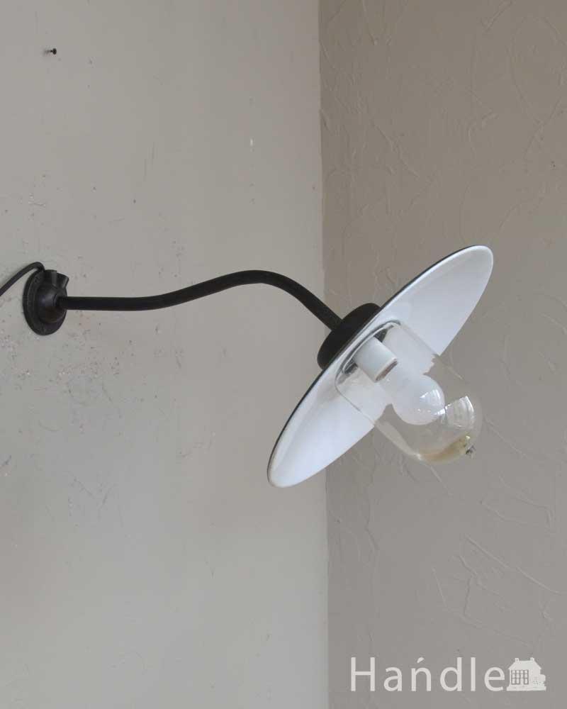 フランスのアンティークデッキランプ、おしゃれなポーチライト(外灯)(E26球付) (x-864-z)