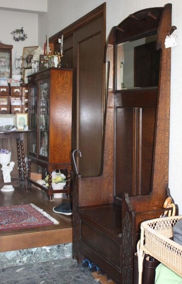 アンティーク玄関家具